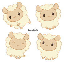 Brown Sheep by Daieny