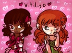 Vitiligo Mini Guide! by Jrynkows
