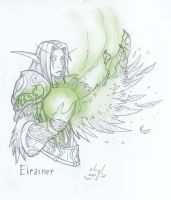 WoW - Elrainer by atryl