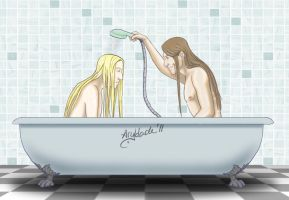 Bath by Aryblack