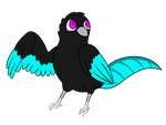:PA: Frost! New Bird Character! by Alphas-Flight