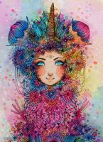 Colorful Mess by Rowie-Ann