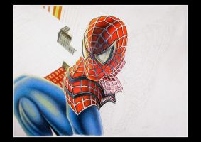 spiderman preview by mario-freire