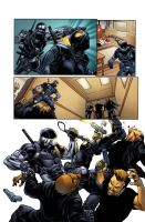 Snake Eyes Storm Shadow 14 page 15 by spidermanfan2099