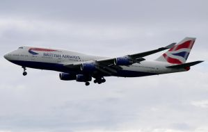 Boeing 747-400 British Airways by shelbs2