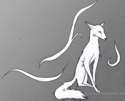 Fox Patronus- Design by this-is-madness