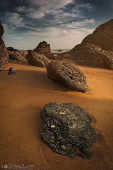 Sand Pearl by Philippe-Albanel