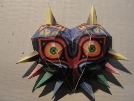Majora's Mask by Floraski