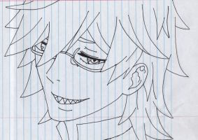 Grell Sutcliff Younger Version by StrawberrySurpise