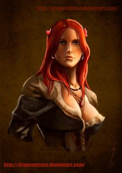 Anne Bonny - Assassin's creed Black Flag by DragonsTrace