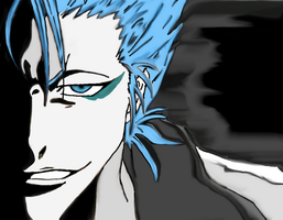 BLEACH: Grimmjow Jeagerjaques by Ainwen27