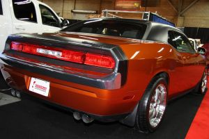 2011 challenger srt8 by AleksWarrior