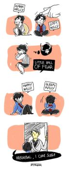 Hannibal: Soft Willy by stupit-apit