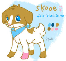 Skooe's new ref by derpato