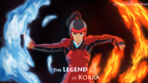 The Legend of Korra by the103orjagrat