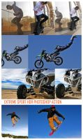 Extreme One-click Hdr Photoshop Action by ModaRetouch-Graphics