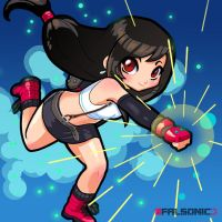 Tifa Lockhart by FALSONIC