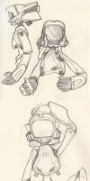 Canti Studies by Matuska