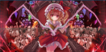 Flandre Scarlet Wings W.I.P2 by TheChaoticMuffin