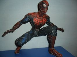 Spiderman (papercraft) - Roderick XIII by NotNotGuilty