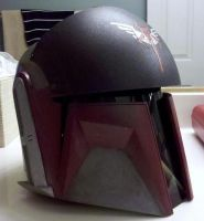 Mandalorian Pilot helmet by Fired13