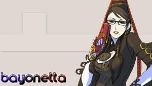 Bayonetta PSP Wallpaper 1 by SulphurFeast