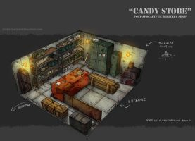 Candy Store by Pumax001