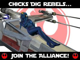 Join the Rebellion - Redux by Giolon