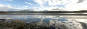 Port Meirion Panorama 1 by the-purplegoldfish