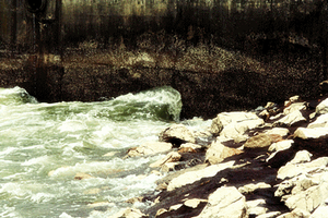 Spillway Waves -GIF by Heart-Dust