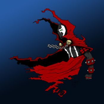 Spawn by comicsarecool