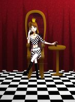 - Chess Queen - by vividfantasy7