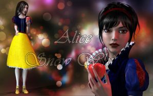Alice Snow White mod [new] by Brusya