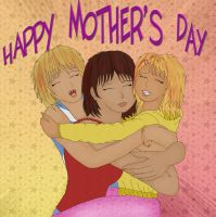 Happy Mothers Day Mum by DanielaLaverne