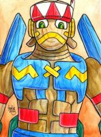 Sketchcard Power Stone Galuda Power Charge by fedde