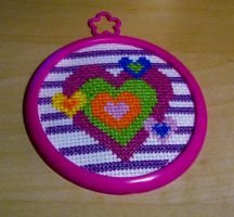 My First Stitch by cadillacphunque