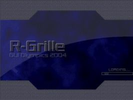 r-grille blue boot by fivesballs