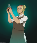 Doctor Winry by Mibibo