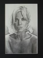 Charlize Theron by vampire-L