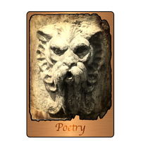Gallery Button Poetry by copper9lives
