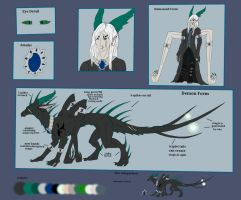 Demon Lord Contest Entry by queenfirelily17