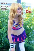 Juliet Starling from Lollipop Chainsaw by DawnofaNewEraCos