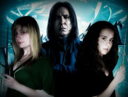Snape Fans Through and Through by HowlingLight