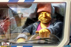 Grand Theft Otto - Part 1 by DanLuVisiArt