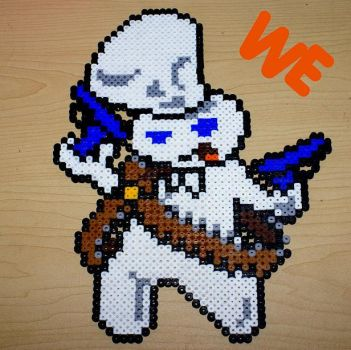 perler DoughBoy by WEcustoms