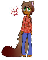 Will Graham Cat Adopt .:Ended:. by AgenderedKing