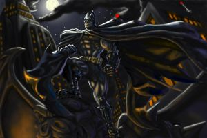 Batman: Gotham's King by TheHylden