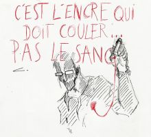 Je suis Charlie by Tiger-Lilyy
