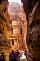Petra is revealing by ShlomitMessica