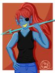 Undyne by CenikEliv